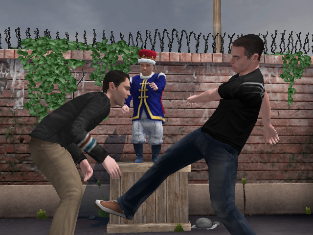 Pantallazo de Jackass: The Game para PlayStation 2