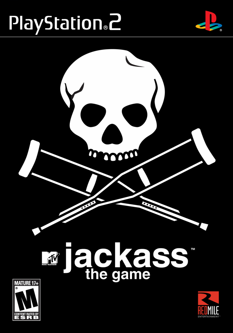 Caratula de Jackass: The Game para PlayStation 2