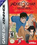 Carátula de Jackie Chan Adventures: Legend of the Dark Hand