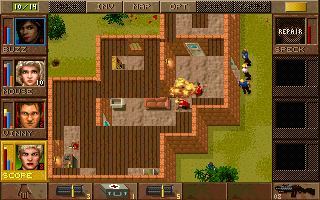 Pantallazo de Jagged Alliance: Deadly Games para PC