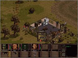 Pantallazo de Jagged Alliance 2 para PC