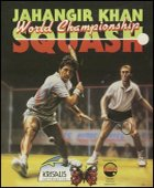 Caratula de Jahangir Khan's World Champion Squash para PC