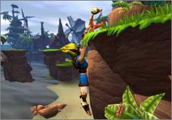 Pantallazo de Jak and Daxter para PlayStation 2