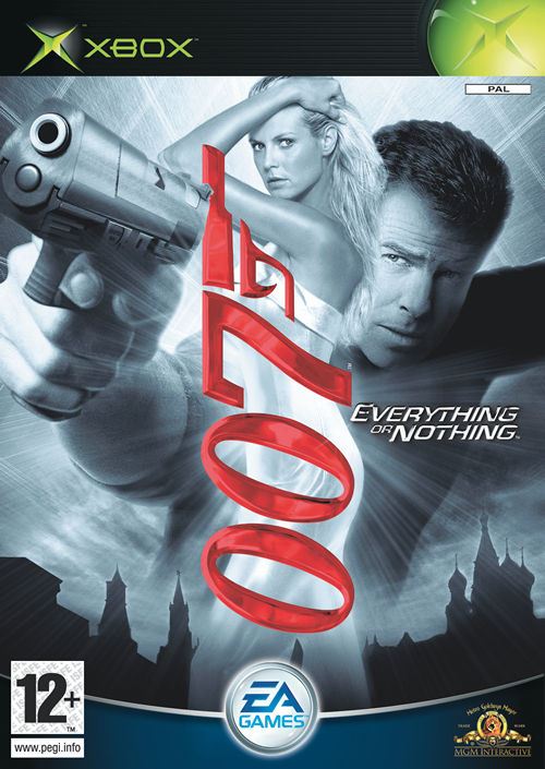 Caratula de James Bond 007: Everything or Nothing para Xbox
