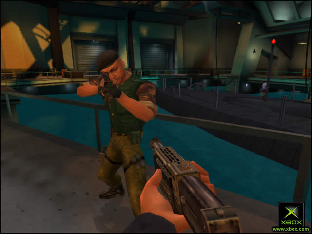 Pantallazo de James Bond 007 Agent Under Fire para Xbox