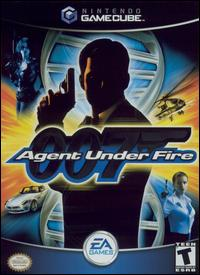 Caratula de James Bond 007 in Agent Under Fire para GameCube