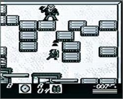 Pantallazo de James Bond 007 para Game Boy