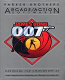 Carátula de James Bond 007