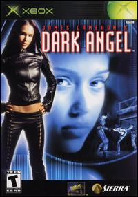 Caratula de James Cameron's Dark Angel para Xbox