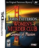 Carátula de James Patterson Womens Murder Club: Games of Passion