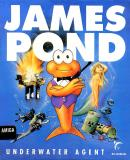 Caratula nº 3859 de James Pond: Underwater Agent (640 x 764)