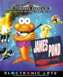 Carátula de James Pond: Underwater Agent