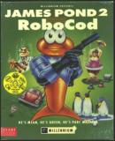 Caratula nº 10655 de James Pond II: Codename Robocod (248 x 318)
