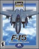 Caratula nº 57295 de Jane's F-15: The Definitive Jet Combat Simulator [Jewel Case] (200 x 198)