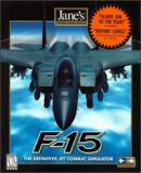 Caratula nº 53213 de Jane's F-15: The Definitive Jet Combat Simulator (200 x 244)