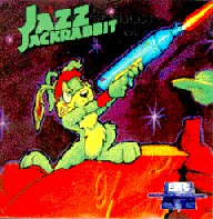 Caratula de Jazz Jackrabbit CD-ROM para PC