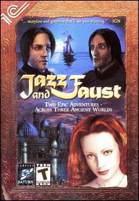 Caratula de Jazz and Faust para PC