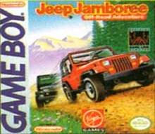 Caratula de Jeep Jamboree para Game Boy