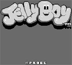 Pantallazo de Jelly Boy para Game Boy