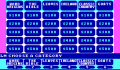Pantallazo nº 68565 de Jeopardy! 2nd Edition (1990) (320 x 200)