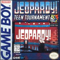 Caratula de Jeopardy! Teen Tournament para Game Boy