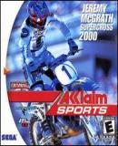 Carátula de Jeremy McGrath Supercross 2000