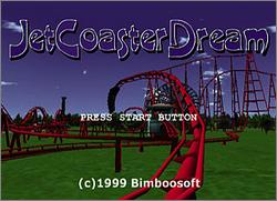 Pantallazo de Jet Coaster Dream para Dreamcast