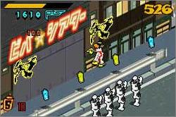Pantallazo de Jet Set Radio para Game Boy Advance