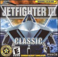 Caratula de JetFighter III Classic [Jewel Case] para PC
