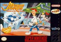Caratula de Jetsons: Invasion of the Planet Pirates, The para Super Nintendo