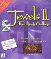 Caratula de Jewels II: The Ultimate Challenge para PC