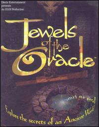 Caratula de Jewels of the Oracle para PC