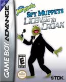 Caratula nº 23788 de Jim Henson's Muppets in Spy Muppets: License to Croak (500 x 500)