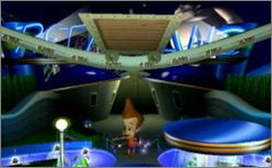 Pantallazo de Jimmy Neutron: Boy Genius para GameCube