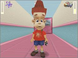 Pantallazo de Jimmy Neutron: Boy Genius para PC