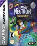 Carátula de Jimmy Neutron: Boy Genius