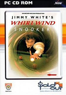 Caratula de Jimmy White's Whirlwind Snooker para PC