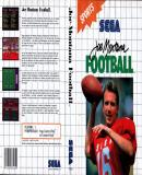 Caratula nº 245713 de Joe Montana Football (1061 x 679)