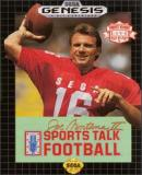 Caratula nº 29553 de Joe Montana II Sports Talk Football (200 x 268)