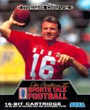 Caratula nº 174580 de Joe Montana II Sports Talk Football (640 x 907)