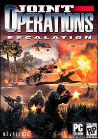 Caratula de Joint Operations: Escalation para PC