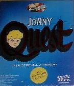 Caratula de Jonny Quest: Curse of the Mayan Warriors para PC