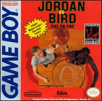Caratula de Jordan vs. Bird: One on One para Game Boy