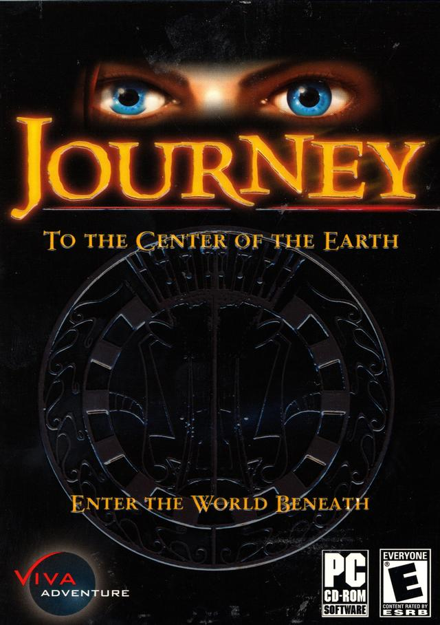 Caratula de Journey to the Center of the Earth (2003) para PC
