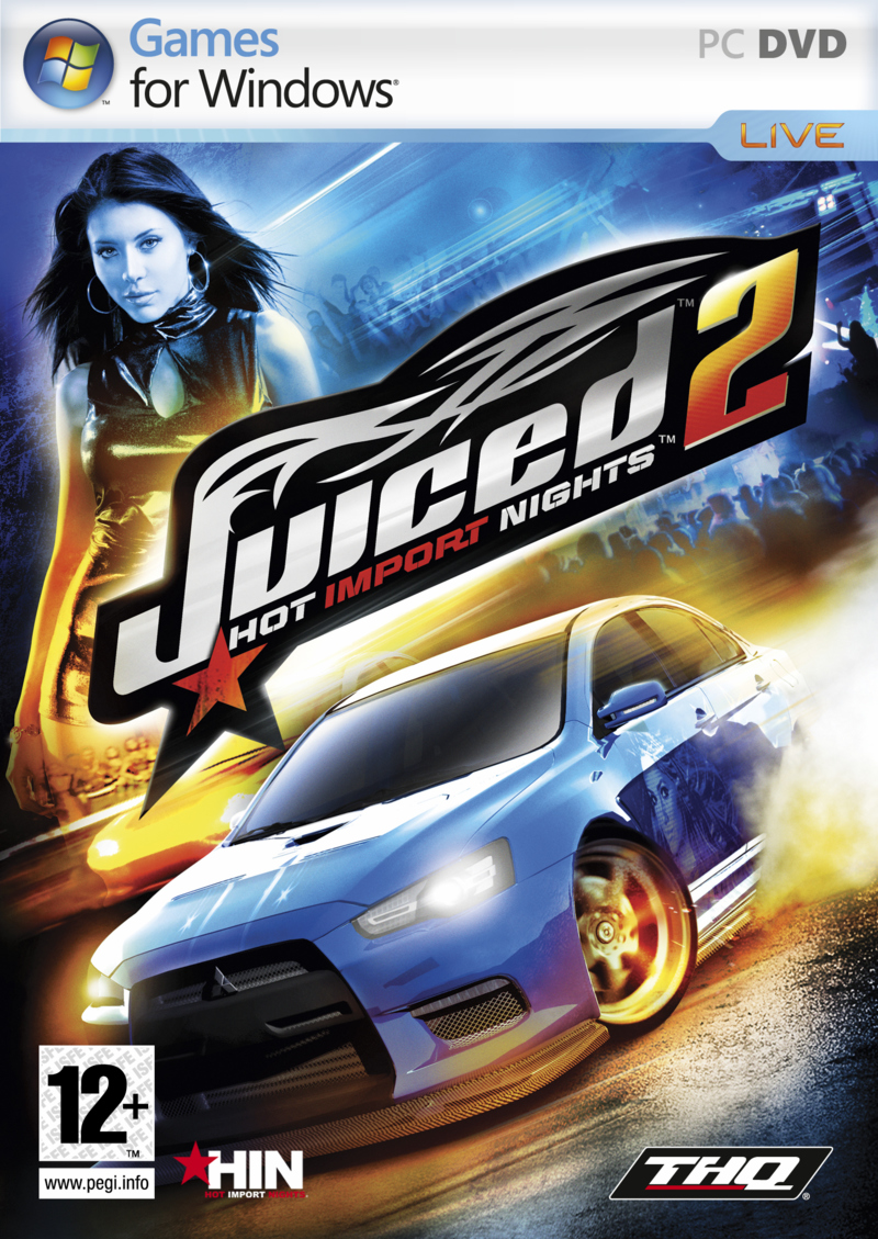 Caratula de Juiced 2: Hot Import Nights para PC