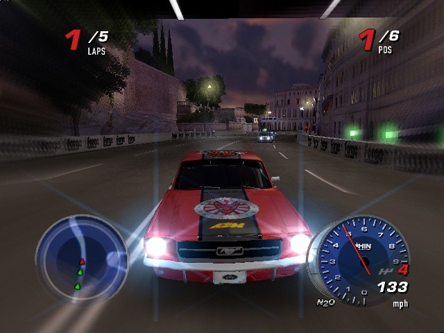 Pantallazo de Juiced 2: Hot Import Nights para PlayStation 2