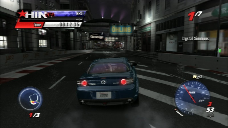 Pantallazo de Juiced 2: Hot Import Nights para PlayStation 3