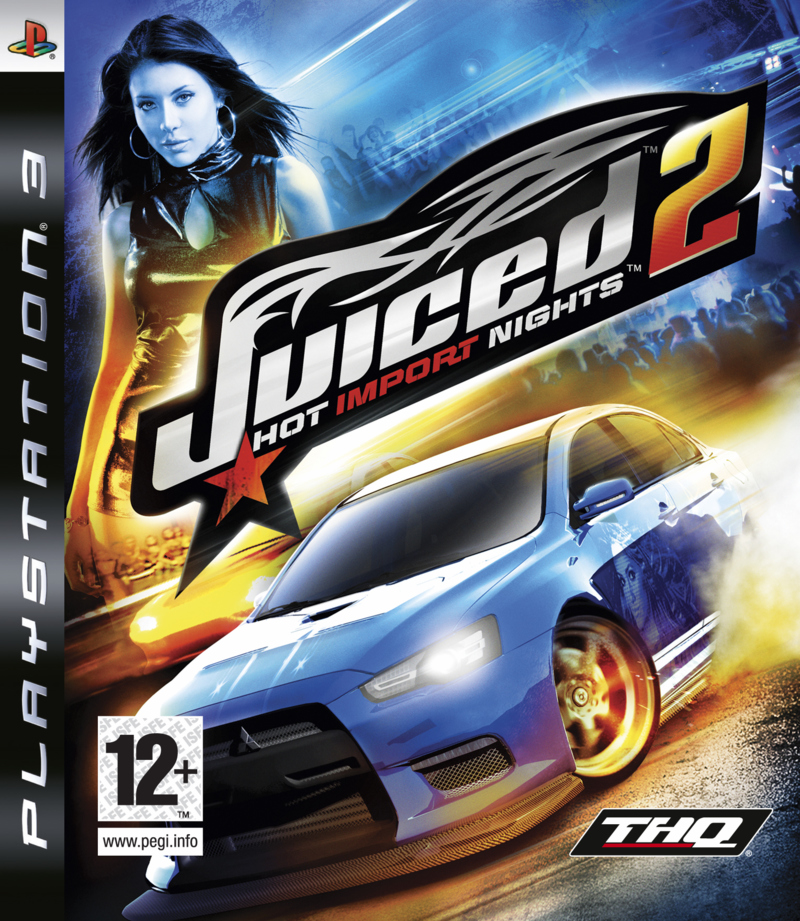Caratula de Juiced 2: Hot Import Nights para PlayStation 3