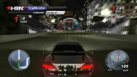 Pantallazo de Juiced 2: Hot Import Nights para PSP