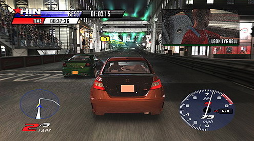 Pantallazo de Juiced 2: Hot Import Nights para Xbox 360